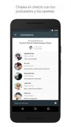 Captura 6 de Spreaker Podcast Player - Escucha podcasts gratis para android