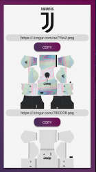 Captura de Pantalla 4 de Dream Kits League 2019 para android