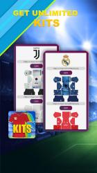 Captura de Pantalla 2 de Dream Kits League 2019 para android