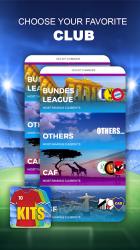 Screenshot 3 de Dream Kits League 2019 para android