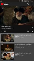 Captura de Pantalla 4 de Watch Ertugrul Ghazi and Read Staltanat e Usmania para android