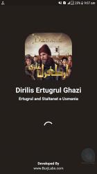 Screenshot 2 de Watch Ertugrul Ghazi and Read Staltanat e Usmania para android