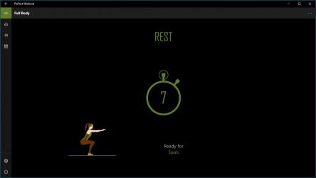 Captura 9 de Perfect Workout para windows