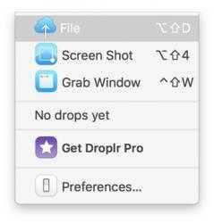 Imágen 3 de Droplr Lite para mac