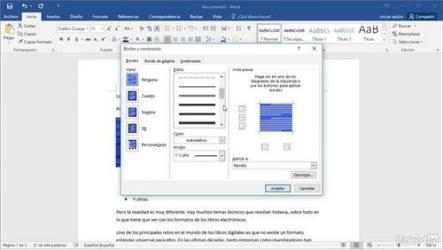 Captura de Pantalla 4 de Microsoft Word para windows