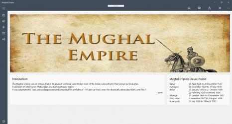 Screenshot 1 de Mughal Empire para windows