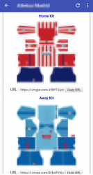 Captura 5 de Dream Kits Soccer para android