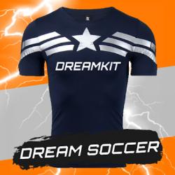 Screenshot 1 de Dream Kits Soccer para android