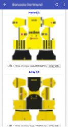Captura 3 de Dream Kits Soccer para android