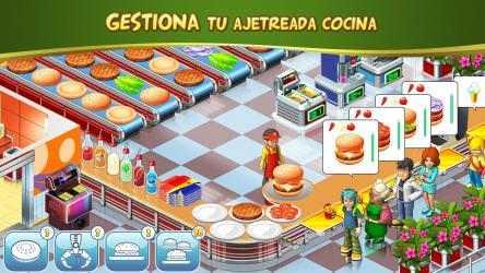 Captura de Pantalla 2 de Stand O'Food City: Frenesí virtual para windows