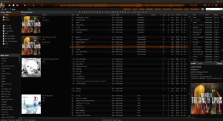 Captura 2 de MusicBee para windows