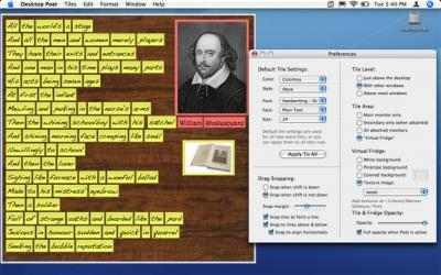 Imágen 1 de Desktop Poet para mac