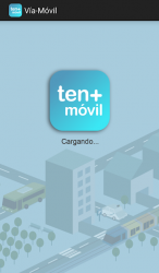 Captura de Pantalla 2 de ten+móvil (Vía-Móvil) para android