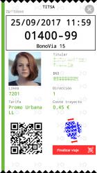 Screenshot 6 de ten+móvil (Vía-Móvil) para android