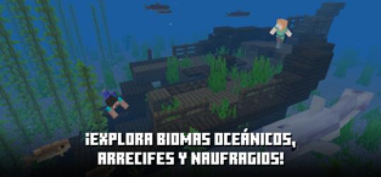 Captura de Pantalla 3 de Minecraft para iphone