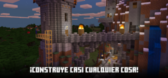 Captura de Pantalla 7 de Minecraft para iphone