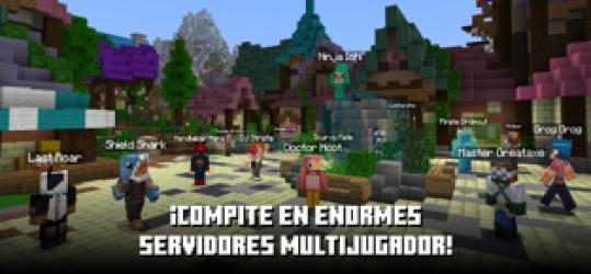 Screenshot 5 de Minecraft para iphone