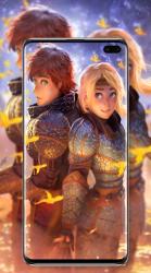 Captura 5 de Dragon 3 Wallpaper para android