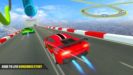 Captura de Pantalla 6 de GT coche acrobacias furioso trucos reto para android