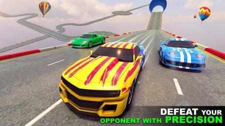 Captura 8 de GT coche acrobacias furioso trucos reto para android