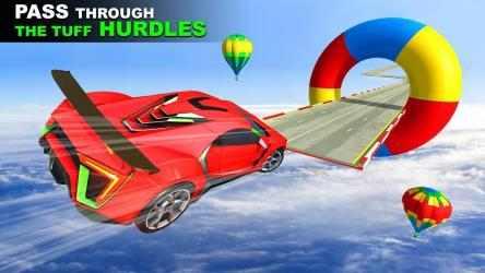 Captura de Pantalla 9 de GT coche acrobacias furioso trucos reto para android