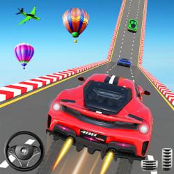 Screenshot 1 de GT coche acrobacias furioso trucos reto para android