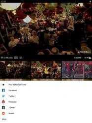 Screenshot 5 de Webcams para android