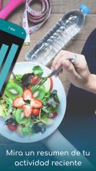 Captura de Pantalla 3 de Fasting Time -  seguimiento de ayuno y dieta para android