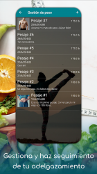 Imágen 6 de Fasting Time -  seguimiento de ayuno y dieta para android