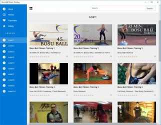 Captura 2 de Bosu Ball Fitness Training para windows