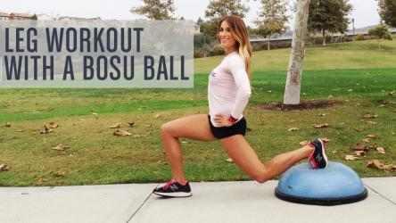 Captura de Pantalla 5 de Bosu Ball Fitness Training para windows