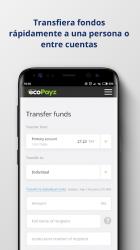 Imágen 4 de ecoPayz - Servicios de pagos seguros para android