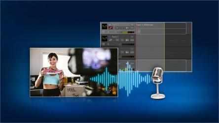 Captura 2 de CyberLink AudioDirector 10 Ultra para windows