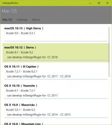 Captura de Pantalla 1 de InDesignDevEnv para windows