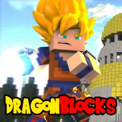 Captura 1 de Dragon Block Saiyan para Minecraft PE para android