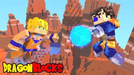 Imágen 3 de Dragon Block Saiyan para Minecraft PE para android