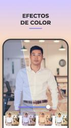 Captura de Pantalla 8 de FaceApp: Editor facial, de maquillaje y belleza para android