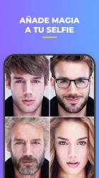 Screenshot 9 de FaceApp: Editor facial, de maquillaje y belleza para android