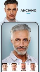 Captura 3 de FaceApp: Editor facial, de maquillaje y belleza para android