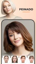 Screenshot 7 de FaceApp: Editor facial, de maquillaje y belleza para android