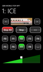 Captura de Pantalla 4 de GbbTrainsWP7 para windows