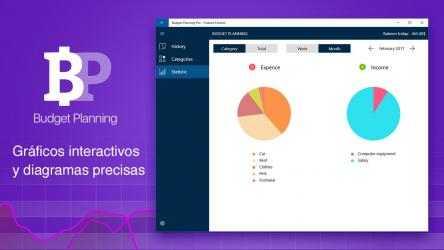Captura 2 de Budget Planning - Finance Control Pro para windows