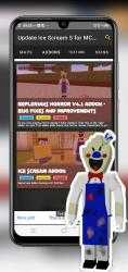 Captura 5 de Update Ice Scream 5 for MCPE para android