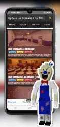 Screenshot 4 de Update Ice Scream 5 for MCPE para android