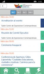 Captura 3 de Ciudades Educadoras 2016 para windows
