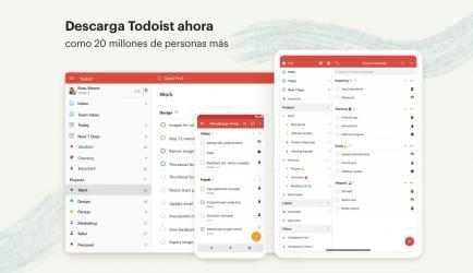 Screenshot 6 de Todoist: To-Do List and Task Manager para windows