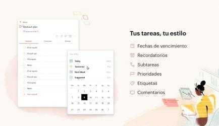 Captura de Pantalla 5 de Todoist: To-Do List and Task Manager para windows