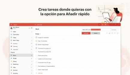 Captura 3 de Todoist: To-Do List and Task Manager para windows