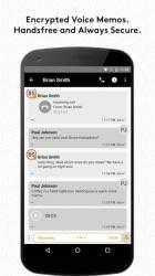 Screenshot 3 de Wickr Me – Private Messenger para android