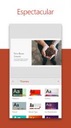 Screenshot 3 de PowerPoint: Diapositivas y presentaciones para android